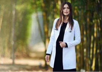 lab coats by Medelita
