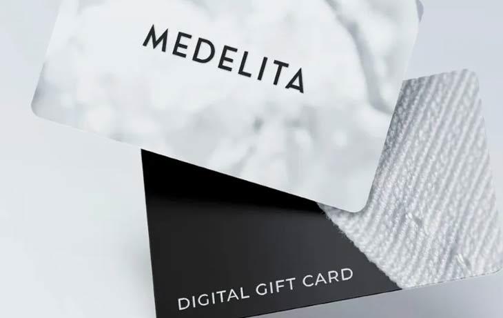 Medelita gift card