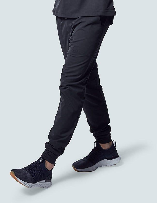 Men's Joggers in Black