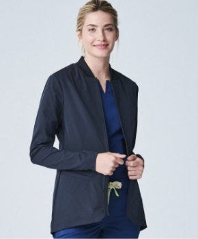 Women's SCRUB JACKETS
