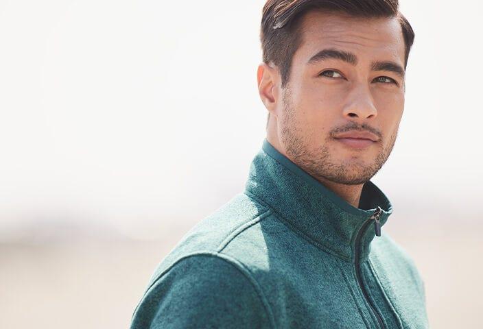 Men's Strata Fleece Jacket