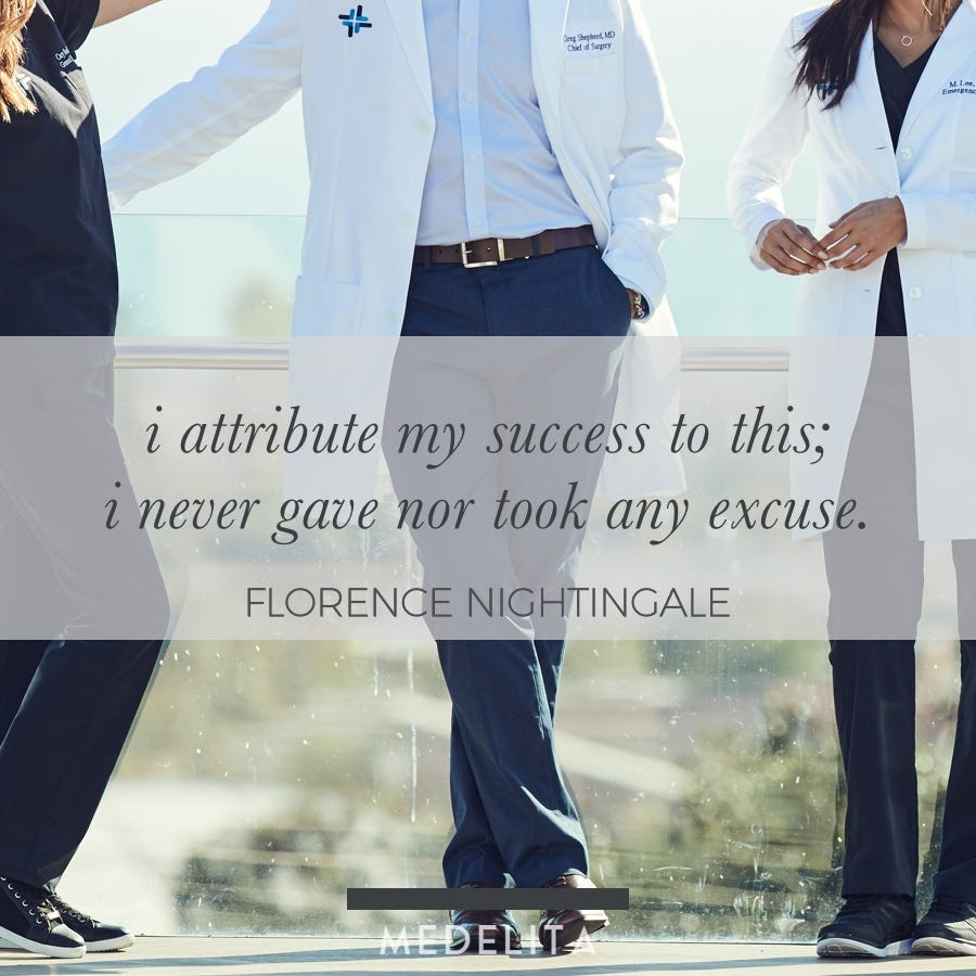 Nursing Quotes 25 Inspirational Quotes About Being A Nurse  Enclothed Cognition