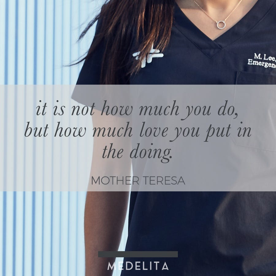 Nursing Quotes Glamorous 25 Inspirational Quotes About Being A Nurse  Enclothed Cognition