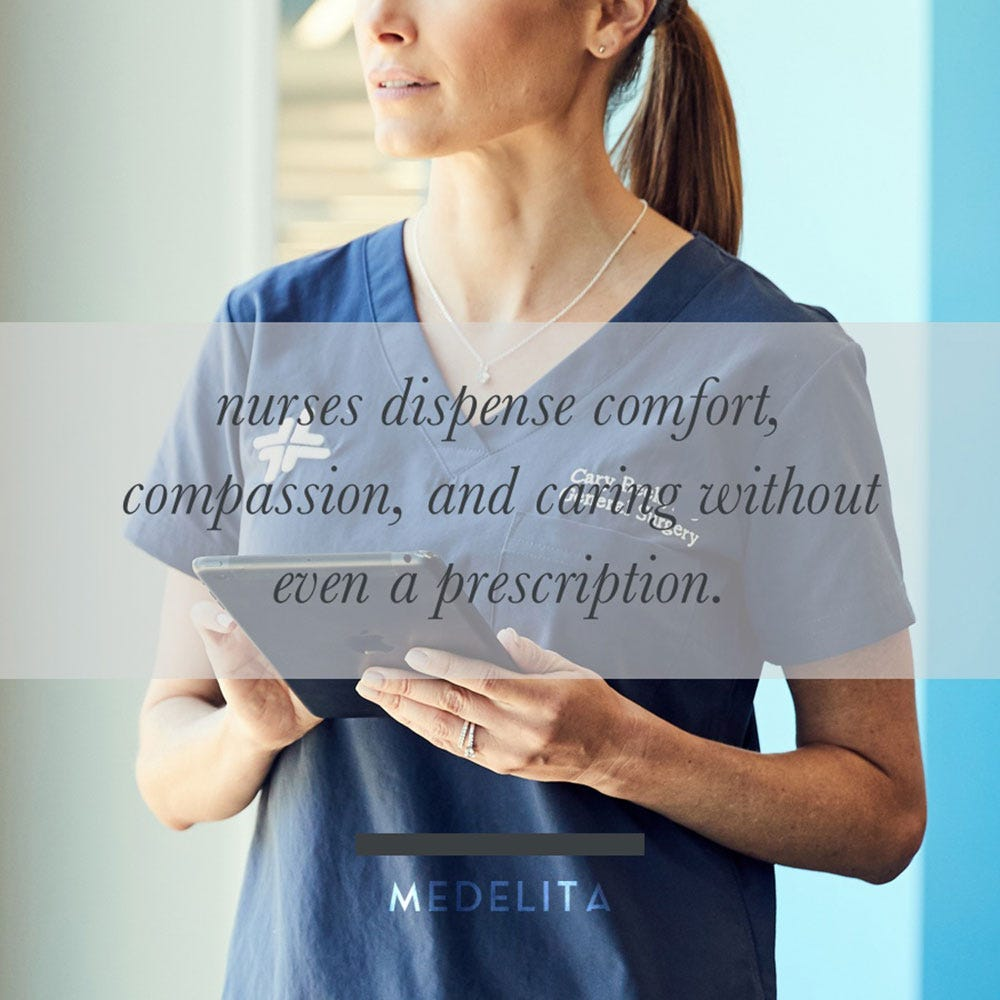 25 Inspirational Quotes About Being A Nurse | Medelita