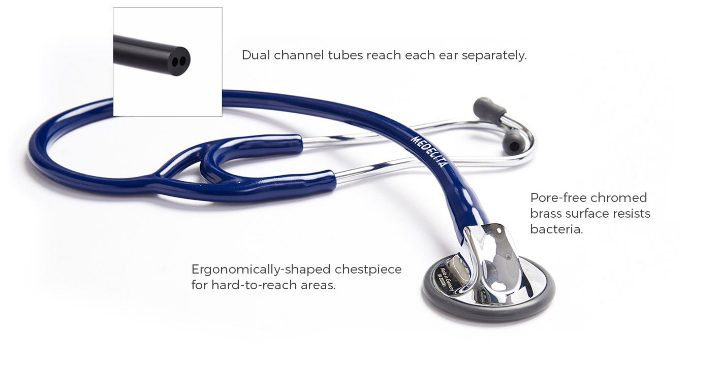 medelita stethoscope details