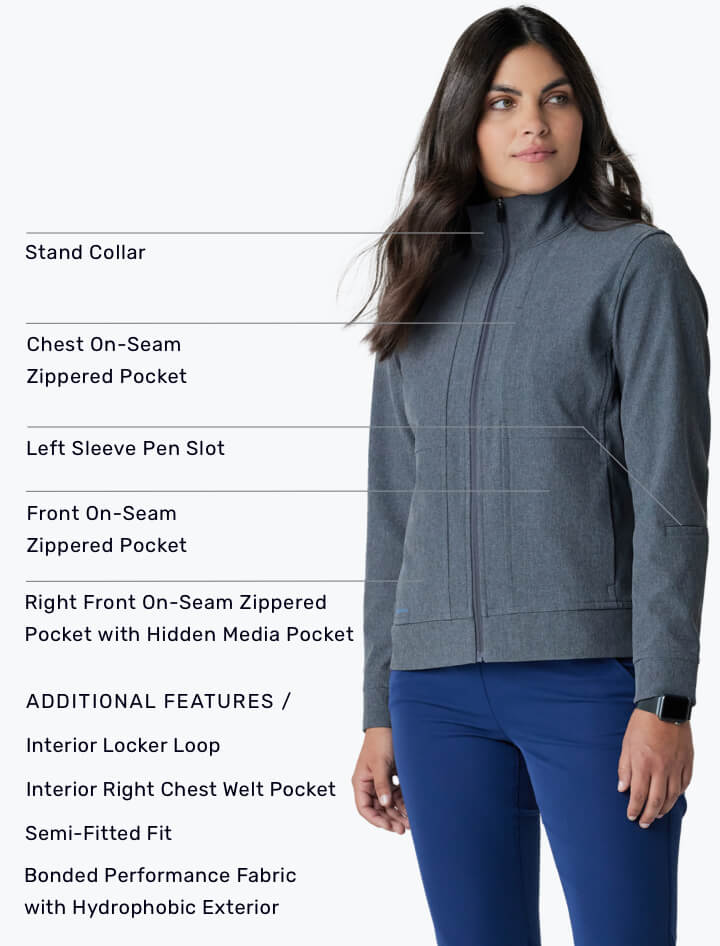 Quantum Women's Jacket